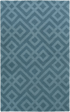 Surya Impression Poppy Blue - Teal Area Rug