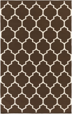 Surya Vogue Claire Brown/White Area Rug