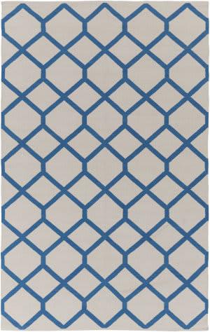 Surya Vogue Elizabeth Ivory - Blue Area Rug