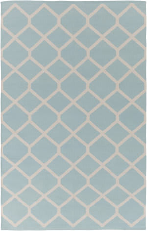 Surya Vogue Elizabeth Light Blue - Ivory Area Rug