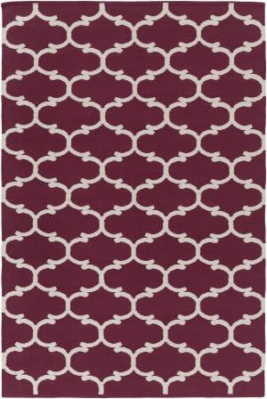 Surya Vogue Lola Purple - Ivory Area Rug