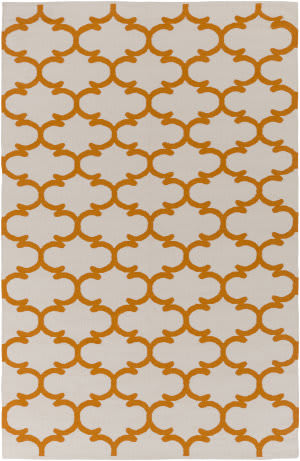 Surya Vogue Lola Ivory - Orange Area Rug