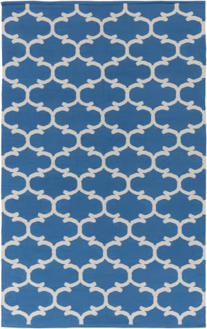 Surya Vogue Lola Blue - Ivory Area Rug