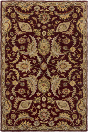 Surya Middleton Lindsey Red Multi Area Rug
