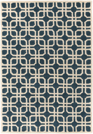 Surya Transit Madison Blue - Ivory Area Rug