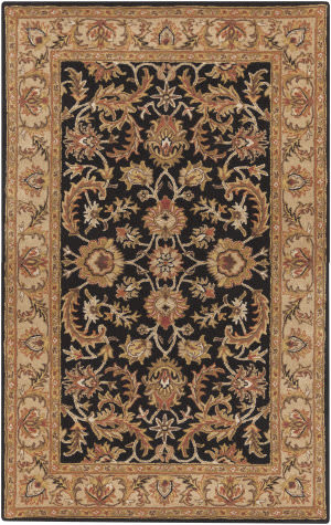 Surya Middleton Virginia Brown/Beige Area Rug