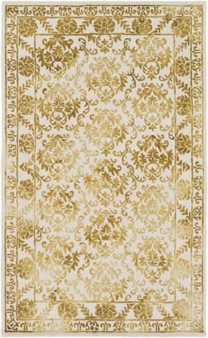 Surya Organic Aubrey Gold - Off-White Area Rug