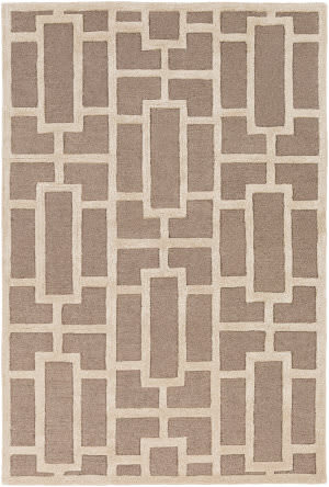 Surya Arise Addison Gray - Ivory Area Rug