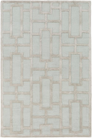 Surya Arise Addison Light Blue - Ivory Area Rug