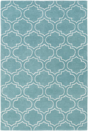 Surya Signature Emily Light Blue - Ivory Area Rug