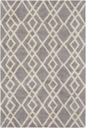 Surya Silk Valley Lila Gray - Ivory Area Rug