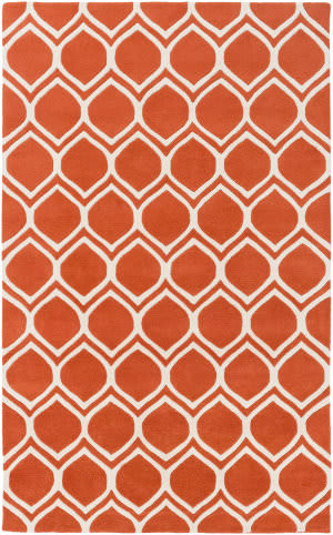Surya Transit Watson Tangerine - Beige Area Rug