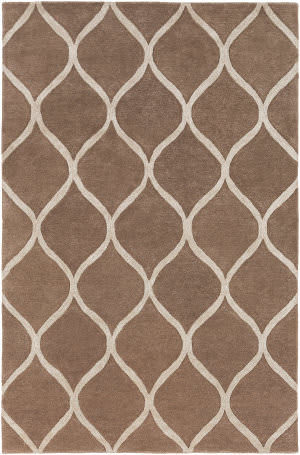 Surya Urban Cassidy Brown - Ivory Area Rug
