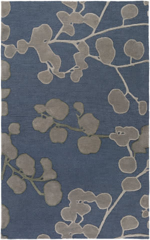 Surya Venus Scarlett Blue - Biege Area Rug