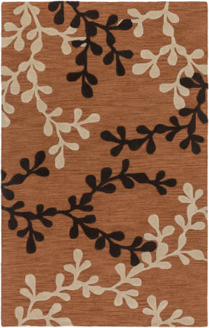 Surya Venus Audrey Rust - Brown Area Rug