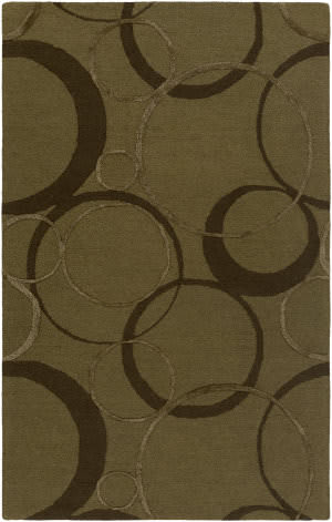 Surya Alexander Ross Chocolate Area Rug
