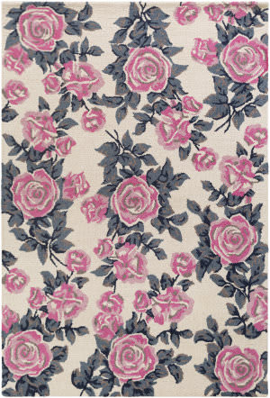 Surya Botany Quinn Pink Area Rug