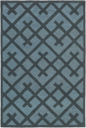 Surya Congo Adrienne Navy - Light Blue Area Rug