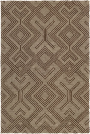 Surya Congo Hill Chocolate - Brown Area Rug