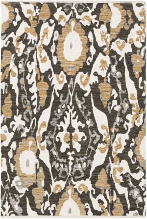 Surya Elaine Hudson Brown Area Rug