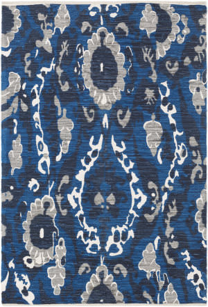 Surya Elaine Hudson Eli3099 Multi-Colored Area Rug