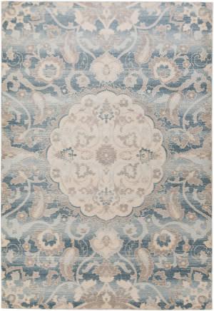 Surya Ephesus Magnolia Blue Area Rug
