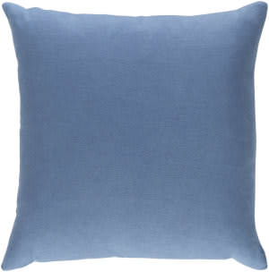 Surya Ethiopia Pillow Cape Town Etpa7211 Denim Blue