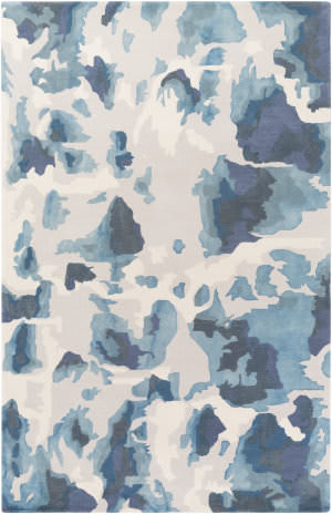 Surya Geology Lillian Gol2453 Blue Area Rug