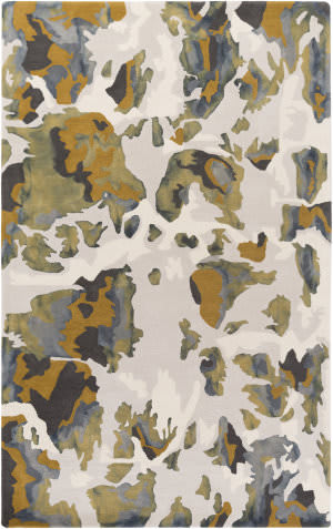 Surya Geology Lillian Yellow Area Rug