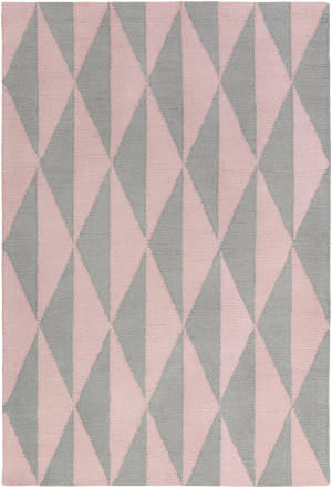 Surya Hilda Sonja Gray - Light Pink Area Rug