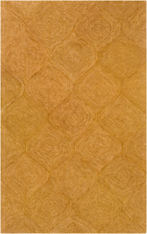 Surya Hermitage Cooper Orange Area Rug