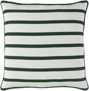 Surya Holiday Pillow Peace Holi7258 Forest Green