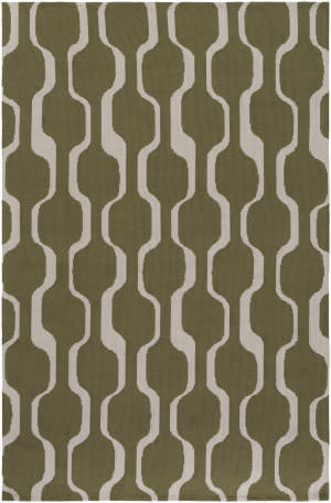 Surya Joan Tilden Olive Green Area Rug