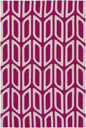 Surya Joan Wellesley Hot Pink Area Rug