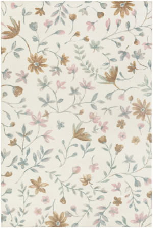 Surya Madeline Peyton Multi-Colored - Pink Area Rug
