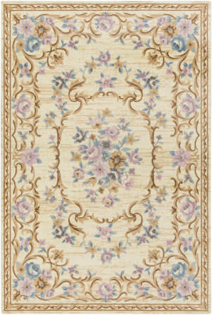 Surya Madeline Alexis Multi-Colored - Ivory Area Rug