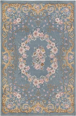Surya Madeline Melanie Multi-Colored- Blue Area Rug