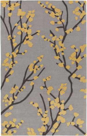 Surya Marigold Caroline Gray - Yellow - Slate Area Rug