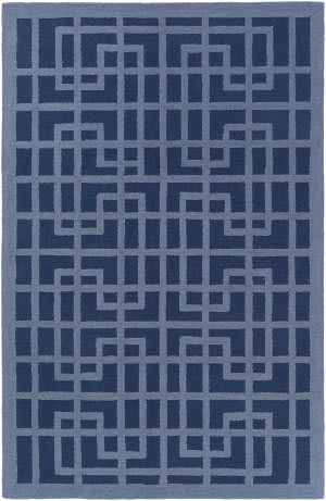 Surya Marigold Lawson Navy Blue - Denim Blue Area Rug