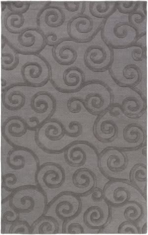 Surya Poland Moore Grey Area Rug