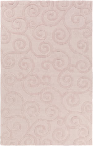 Surya Poland Harris Light Pink Area Rug
