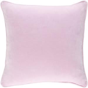 Surya Safflower Pillow Ally Saff7199 Light Pink