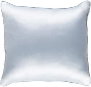 Surya Tokyo Pillow Pree Tkyo7203 Light Blue