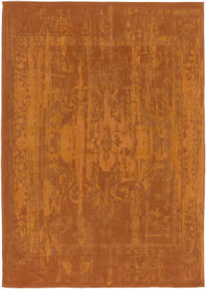 Surya Elegant Maya Orange Area Rug