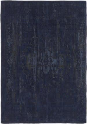 Surya Elegant Maya Navy - Grey Area Rug