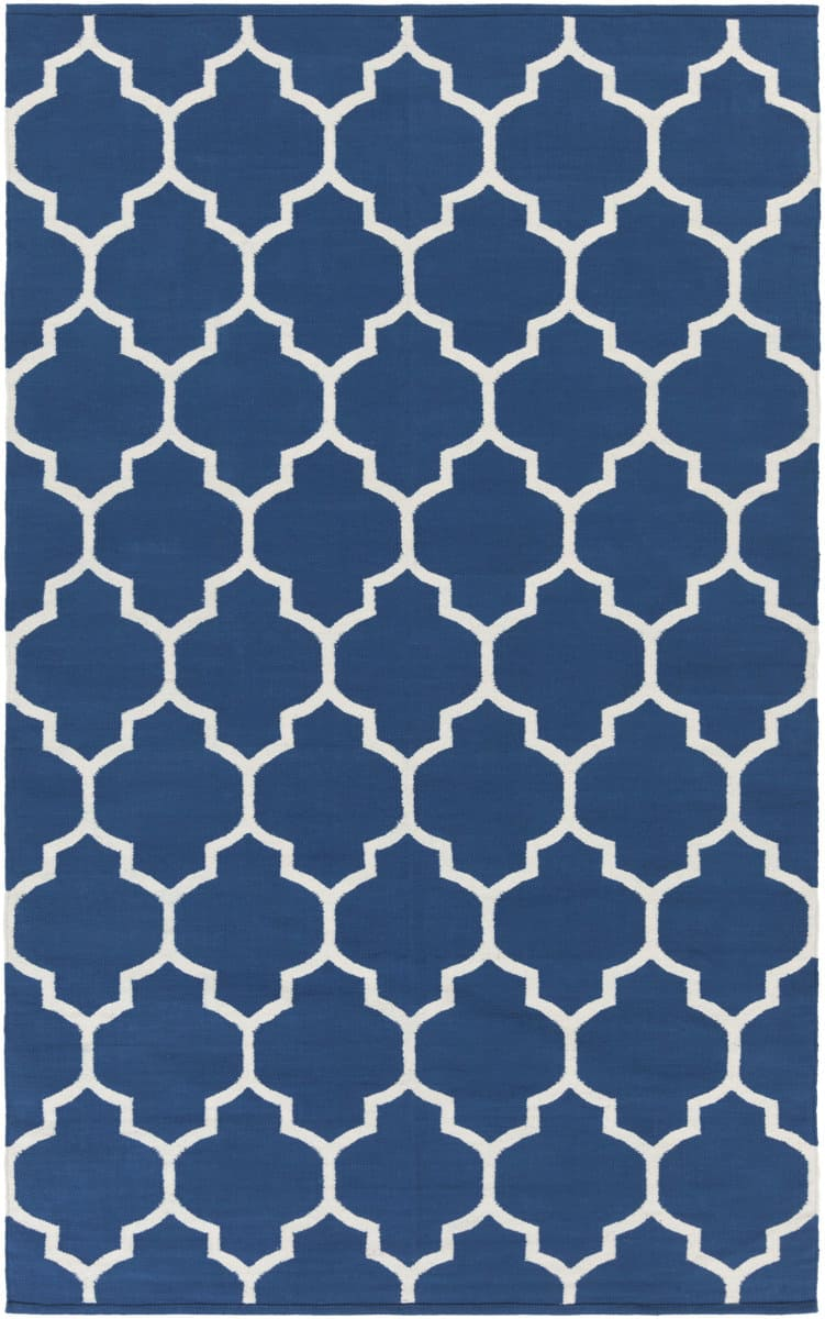 Surya Vogue Claire Blue White Clearance Rug Studio