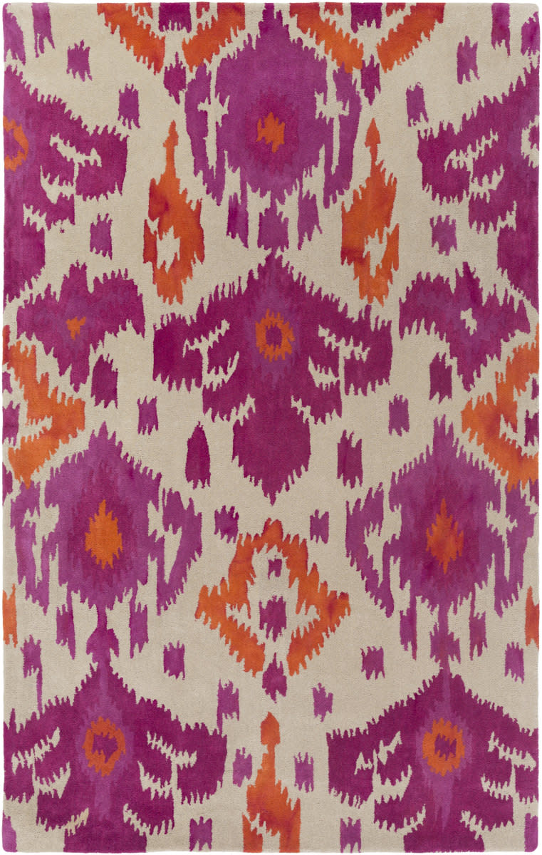 Surya Geology Skylar Pink Orange Rug Studio