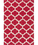 Surya Pollack Stella Red/White Area Rug