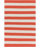 Surya City Park Lauren Coral Red - Ivory Area Rug