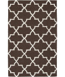 Surya Pollack Keely Brown/White Area Rug